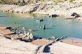 Lake Powell, Glen Canyon, Utah, USA — Stock Photo