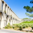 Stock Photo: Pegoes Aqueduct, Estremadura, Portugal