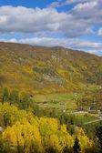 Landscape of Southern Vestlandet, Norway — Stock Photo