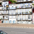 Quarter of Ribeira, Porto, Portugal — Stock Photo