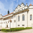 Litomysl Palace, Czech Republic — Stock Photo #17840855
