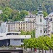 Karlovy Vary (Carlsbad), Czech Republic — Stock Photo #17840937