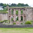 The Imperial Roman Baths, Trier, Rhineland-Palatinate, Germany - Stock Photo