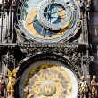 Horloge at Old Town Square, Prague, Czech Republic — Stock Photo #18516841