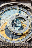 Horloge at Old Town Square, Prague, Czech Republic — Stock Photo
