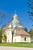 Chapel of Saint Anthony, Blatnice, Czech Republic — Foto de Stock
