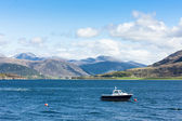 Loch Broom, Highlands, Scotland — Stock Photo