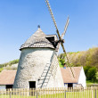 Windmill, Kuzelov, Czech Republic — Stock Photo #19621029