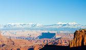 Canyonlands nationalpark, utah, usa — Stockfoto