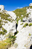 Galamus Gorge, Languedoc-Roussillon, France — Stock Photo