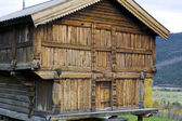 Uvdal Stavkirke, Norway — Stockfoto
