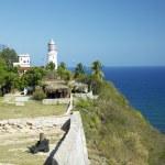 San Pedro de la Roca Castle, Santiago de Cuba Province, Cuba — Stock Photo #19991479