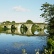 Stock Photo: Bridge, Bennettsbridge, County Kilkenny, Ireland