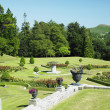 Stock Photo: Powerscourt Gardens, County Wicklow, Ireland