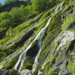 Stock Photo: Powerscourt Waterfall, County Wicklow, Ireland