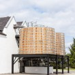 Dalwhinni Distillery, Inverness-shire, Scotland - Stock Photo