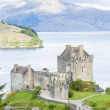 Stock Photo: EileDonCastle, Loch Duich, Scotland