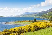 лох веник, нагорье, шотландия — Стоковое фото