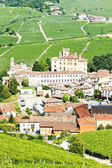 Barolo, Piedmont, Italy — Stock Photo