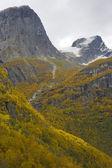 Landscape near Brigsdal, Norway — Stock Photo