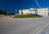 Slottet (Royal Palace), Oslo, Norway — Stock Photo
