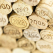 Still life of corks - Stock fotografie