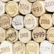 Still life of corks - 