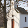 Stock Photo: Church, Lomec, Czech Republic