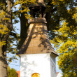 Bell tower, Czech Republic — Stock Photo #23607873