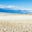 Badwater (the lowest point in North America), Death Valley Natio — Stock Photo