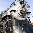 Stem locomotive in Colorado Railroad Museum, USA — Stock Photo #25051997