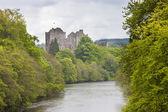 Castillo de doune, stirlingshire, scotland — Foto de Stock