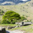 Landscape of Lake District, Cumbria, England - Stock Photo