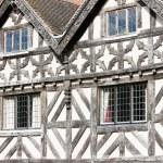 Half timbered house, Ludlow, Shropshire, England — Stock Photo #25122543