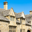 Stock Photo: House of Wiliam Grevel, Chipping Camden, Gloucestershire, Englan