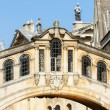 The Bridge of Sighs, Oxford, Oxfordshire, England — Stock Photo