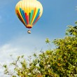 Hot air balloon, Provence, France - Foto de Stock  