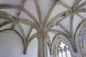 Innere glenluce abbey, wigtownshire, schottland — Stockfoto