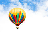 Hot air balloon, Provence, France — Stock Photo