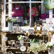 Stock Photo: Shop in Chipping Camden, Gloucestershire, England