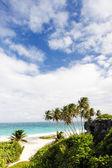 Botten bay, barbados, karibien — Stockfoto