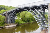 Ironbridge, Shropshire, England — Stock Photo