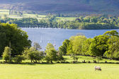 Ullswater, Lake District, Cumbria, England — Stock Photo