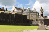 Stirling Castle, Stirlingshire, Scotland — Stock Photo