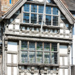 Stock Photo: Harvard House, Stratford-upon-Avon, Warwickshire, England