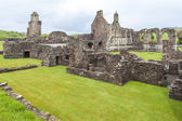 Ruins of Crossraguel Abbey, Ayrshire, Scotland — Stock Photo