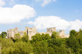 Ruins of Ludlow Castle, Shropshire, England — Stock Photo