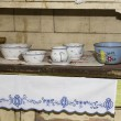 Still life in old kitchen — Stock fotografie