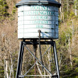Water tank, Mount Washington Cog Railway, Bretton Woods, New Ham — Stock Photo #27363255