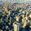 View of Manhattan from The Empire State Building, New York City, — Stock fotografie #27363637